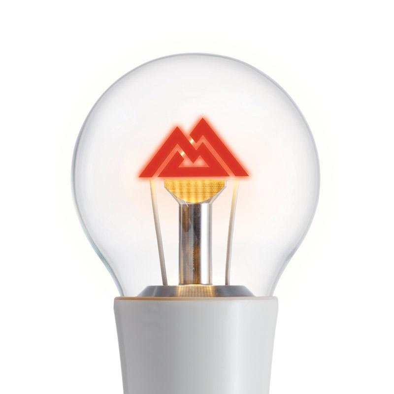 red mountain lighting